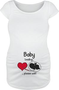 T-shirt Emp z bawełny