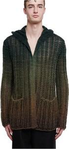Zielony sweter SAINT LAURENT