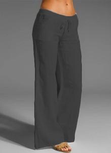 Czarne spodnie Cikelly z dresówki