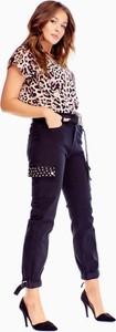 Spodnie Ptakmoda.com w militarnym stylu
