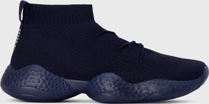 Granatowe buty sportowe Kazar Studio sznurowane