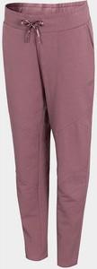 Spodnie 4F z dresówki w sportowym stylu