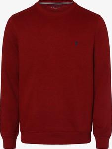 Czerwona bluza Izod