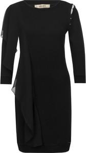 Sukienka Liu-Jo w stylu casual z długim rękawem z tkaniny