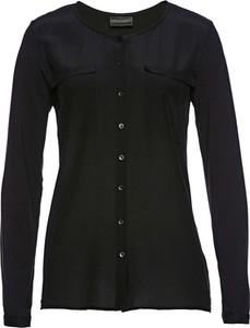 Bluzka bonprix bpc selection premium w stylu casual z długim rękawem