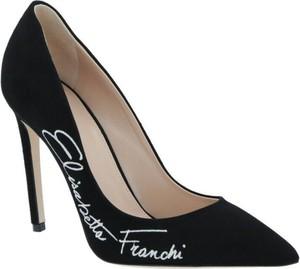 Szpilki Elisabetta Franchi na wysokim obcasie