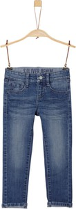 Spodnie dziecięce S.Oliver z jeansu