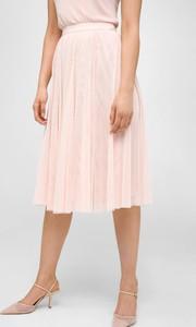 Różowa spódnica ORSAY z tiulu