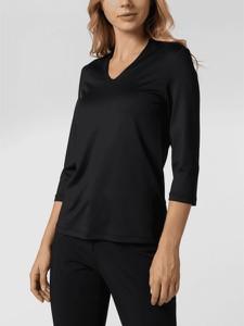 Bluzka Christian Berg Women w stylu casual z długim rękawem
