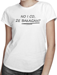 T-shirt Koszulkowy z bawełny z okrągłym dekoltem w młodzieżowym stylu