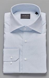 Koszula Borgio z długim rękawem z bawełny