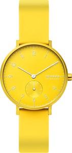 Zegarek SKAGEN - Aaren Kulor Neon SKW2820 Yellow/Yellow