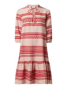 Sukienka S.Oliver Red Label z długim rękawem mini