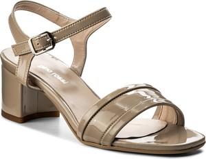 d15864cfb4c8b białe sandały gino rossi - stylowo i modnie z Allani