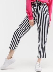 Granatowe spodnie sportowe Up8
