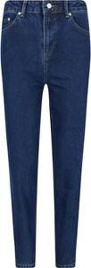 Jeansy NA-KD z jeansu