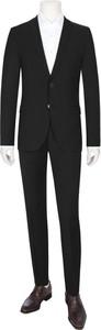Czarny garnitur S.Oliver