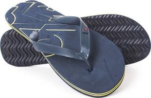 Niebieskie buty letnie męskie 4F w sportowym stylu