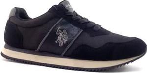 Buty sportowe U.S. Polo sznurowane