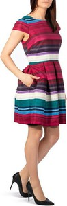 Sukienka Ted Baker z krótkim rękawem mini