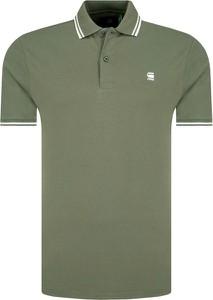 Koszulka polo G-Star Raw z krótkim rękawem