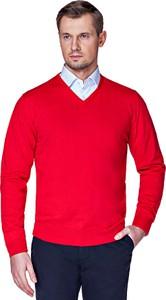 Czerwony sweter LANCERTO
