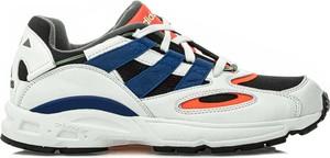 Buty sportowe Adidas z tkaniny sznurowane