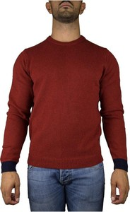 Sweter Sun68 z dżerseju