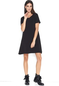 24537bfaec sukienka trapezowa rozmiar 46 - stylowo i modnie z Allani