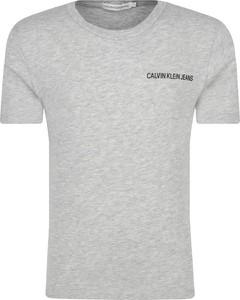 Koszulka dziecięca Calvin Klein z jeansu