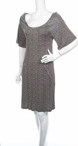 Sukienka Nathalie Vleeschouwer mini w stylu casual z okrągłym dekoltem