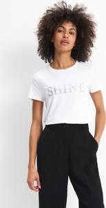 T-shirt Mohito z okrągłym dekoltem z krótkim rękawem