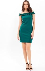 Zielona sukienka Gate