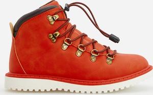 Czerwone buty dziecięce zimowe Reserved