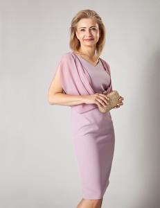 Sukienka Molton z krótkim rękawem
