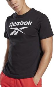 T-shirt Reebok z krótkim rękawem