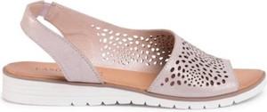 Różowe sandały Lasocki