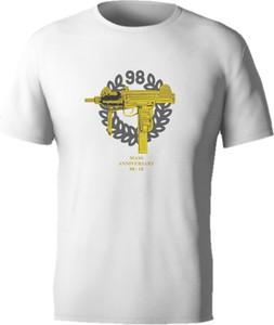 T-shirt Mass Denim w młodzieżowym stylu