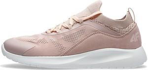 Buty sportowe 4F z płaską podeszwą