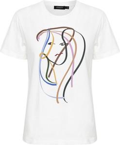 T-shirt Soaked in Luxury z krótkim rękawem z okrągłym dekoltem