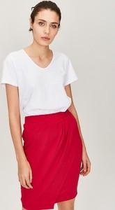 Spódnica Monnari mini z dżerseju w stylu casual
