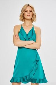 Błękitna sukienka Morgan