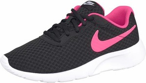 Czarne buty sportowe dziecięce nike / nike sportswear dla dziewczynek