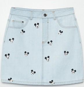 Spódnica Cropp w stylu casual z jeansu