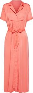 Różowa sukienka MICHALSKY FOR ABOUT YOU z krótkim rękawem w stylu casual