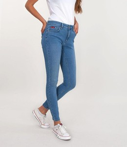 Jeansy Lee Cooper w stylu casual