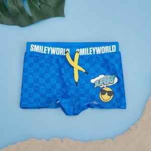 Niebieskie kąpielówki Reserved
