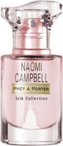 Naomi Campbell, Pret A Porter Silk Collection, woda toaletowa, spray, 15 ml
