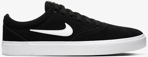 Buty SB Charge Solarsoft Suede Nike (black/white)