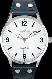 Zegarek unisex Jordan Kerr 15850-4A -PODKŁADKA +PUDEŁKO